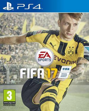FIFA 17 PS4 Acepto Cambios GXA