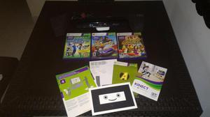 Kinect XBOX 360 Como Nuevo 3 Juegos
