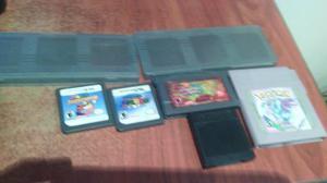 Lote de juegos para nintendo ds gameboy game boy y cosas de