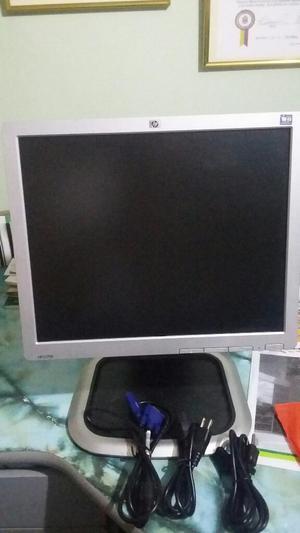 Monitor Lcd de 17 Pulgadas Marca Hp