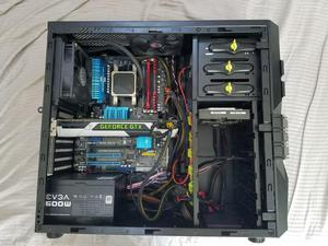 PC Gamer fx GB Ram disco duro 500 gb refrigeración
