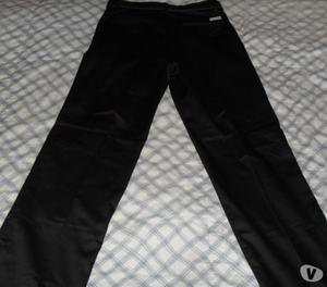 Pantalones De Dril Gabardina varios Colores HOMBRE