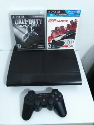 Se Vende Ps3 Super Slim 500gb
