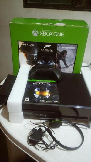 Vendo O Cambio Xbox One Casi Nuevo