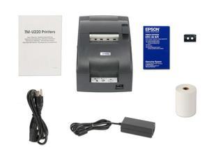 Venta de Impresora Epson Tm,u220 Matriz de Punto Entrega
