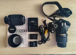 Camara Nikon D Accesorios Y Lente
