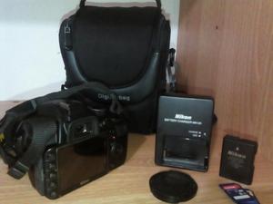 Camara Nikon D, Afs Nikkor mm
