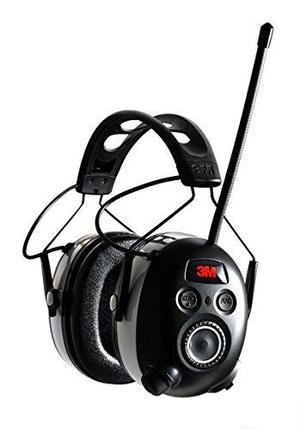 Protector De Oídos 3m Worktunes Inalámbrico Con