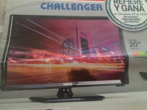 Televisor 20'' Challeger con Tdt