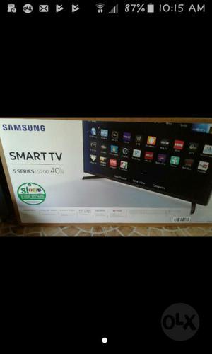 Televisor Samsung Smart 40