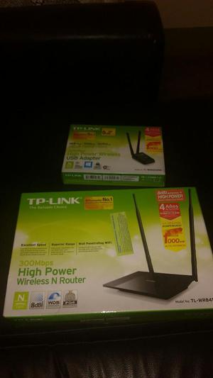 Vedo Router,tp Link Nuevos