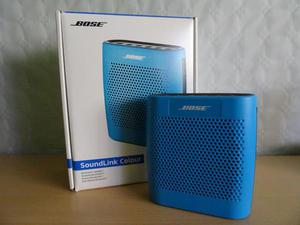 bose soundlink color parlante bluetooth aux,perfecto