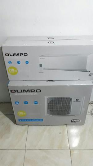 Aire Acondicionado Olimpo 12mil Btu E