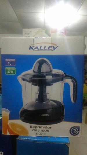 Exprimidor de Jugos kalley