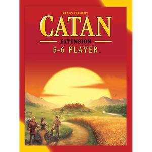 Juego Catan 5° Edición 5 - 6 Jugadores. Paul Sebastian
