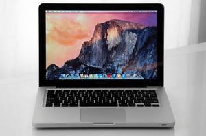 Macbook Pro 13.3 Core Igb Ram Ddrgb Disco Duro!!