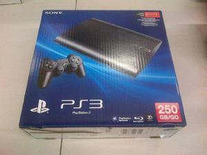 Playstation 3 De 250 Gb Sistema - Slim (rediseño)