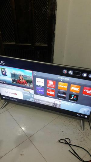 Smart Tv Lg de 32 Pulgadas Tdt Full Hd