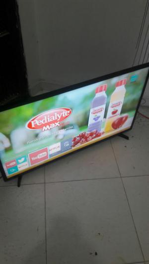 Smart Tv de 48 Samsung Nuevecito Tdt Ful