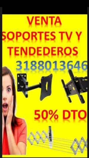 Soportes Bases para Tv Buen Precio