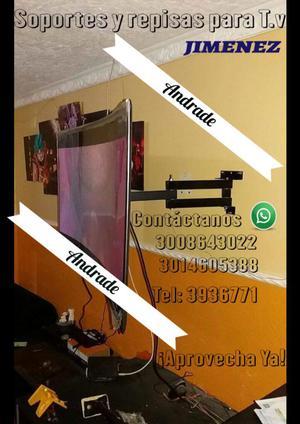 Soportes Y Repisa para Tv Arroyo Jimene