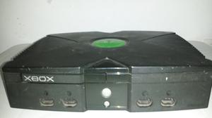 Vendo Xbox Clasico Negro Para Reparar O Repuestos