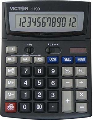 Calculadora Victor Technology  De Funciones Estándar