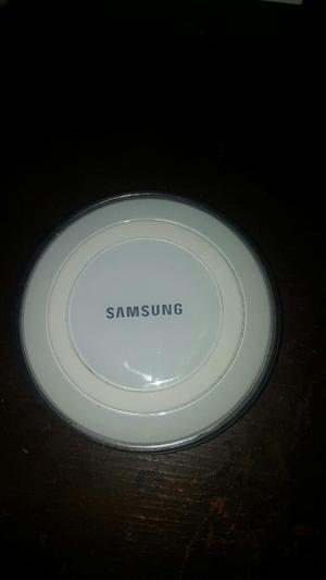 Cargador Inalambrico Samsung Original S6