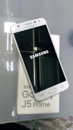 Galaxy J5 Prime Perfecto Estado en Caja
