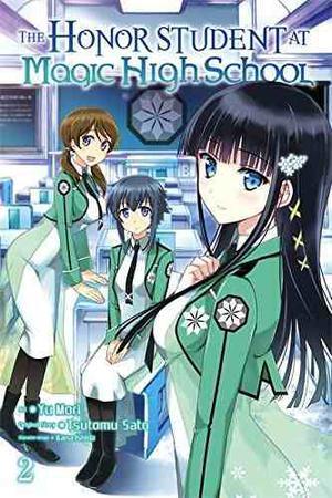 Libro Manga The Honor Student At Magic High School, Vol. 2