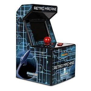 Mi Sistema Arcade Retro Máquina Consola De Juegos Con 200