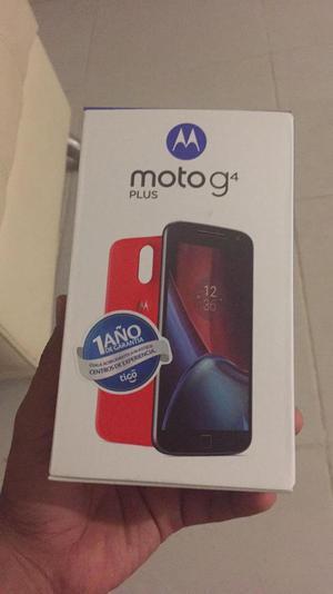 Moto G 4 Plus Como Nuevo