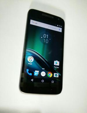 Moto G4 Play Duos, Como Nuevo, Libre
