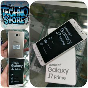 NUEVO Samsung J7 PRIME Negro Y Dorado Dual sim card