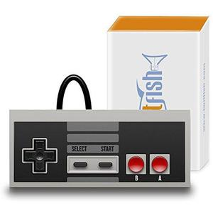 Nes Classic Edition Controller - Twitfish Retro Gamepad (...