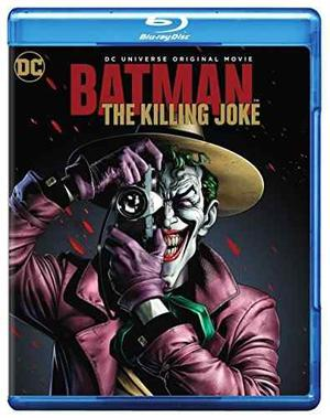 Pelicula Dc Universe Batman The Killing Joke En Ingles
