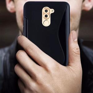 Protector Estuche Premium Vidrio Templa Huawei Mate 9 Lite