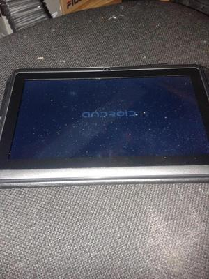 TABLET TOUCH SMART ANDROID 4 CAMARA FRONTAL 4 GB