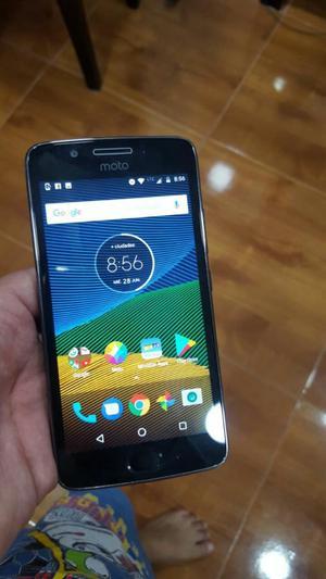 Vendo Moto G5 con Huella 32 Gb