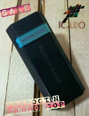 power bank (cargador portátil para celular)  mAh