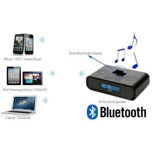 Adaptador De Receptor De Música Bluetooth Para Iphone 4 4s