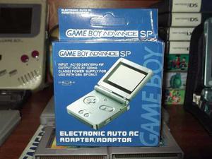Adaptador O Cargador De Energía Para Gameboy Advance Sp