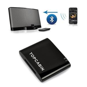 Adaptador Topcabin Para Altavoz Bose Soundlink Con Bluetooth
