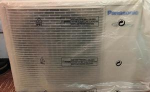 Aire acondicionado PANASONIC Inverter BTU 220V nuevo,