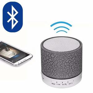 Altavoz Inalambrico Bluetooth Recargable Radio Fm Usb Y Sd