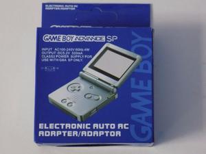Cargador O Adaptador De Corriente Game Boy Sp Nuev