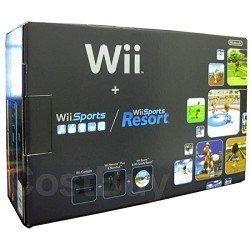 Consola Nintendo Wii Negro Con Wii Sports Y Wii Sports Resor