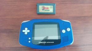 Gameboy Advance Gba Con Zelda Link To The Past