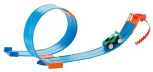 Hot Wheels Rev Ups Track Pack