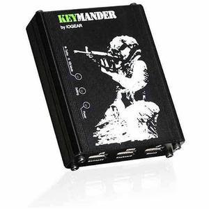 Iogear Keymander Controlador Emulador De Consolas De Juegos